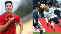 Văn Hậu vẩy má ngoài tung lưới U23 Oman, được so sánh với Quaresma