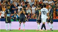 Valencia 0-2 Juventus: Ronaldo bị treo giò mấy trận? Trọng tài mắc sai lầm là ai? Có VAR thì đã khác?