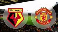 Soi kèo vòng 5 giải Ngoại hạng Anh: Watford vs Manchester United (23h30 ngày 15/9)