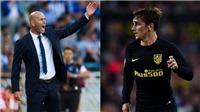 Tin HOT M.U 14/9: M.U quyết tạo 'bom tấn'. Zidane đưa Griezmann về Old Trafford. Pogba từ chối Barca