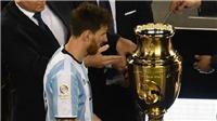 Tiết lộ bất ngờ về thời điểm tuyệt vọng nhất trong sự nghiệp của Messi