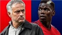 Cuộc chiến với Pogba cho thấy Mourinho không còn là 'Người đặc biệt'