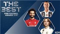 Lần đầu tiên từ 2006, Messi trượt Top 3 đề cử cho Cầu thủ xuất sắc nhất năm của FIFA