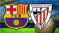 Video bàn thắng Barca 1-1 Athletic Bilbao