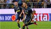 Frosinone 0-2 Juventus: Ronaldo không thể ngừng ghi bàn ở Serie A