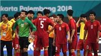 Những thống kê bất ngờ về U23 Việt Nam tại ASIAD 2018