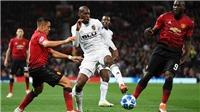 ĐIỂM NHẤN M.U 0-0 Valencia: Lukaku kiệt sức, Sanchez mất phong độ. M.U khủng hoảng thực sự