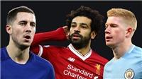 Hazard tự gạch tên mình khỏi Top cầu thủ hay nhất Premier League hiện tại