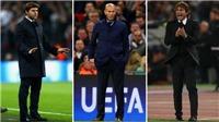 4 ứng viên tiềm năng nhất thay thế Mourinho cho chiếc ghế nóng ở M.U