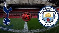 Trực tiếp Tottenham và Man City (03h00, 30/10) trên kênh nào?