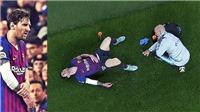 Messi gãy tay: 'Thế giới đã bị cướp mất cầu thủ xuất sắc nhất trong 3 tuần'