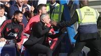 M.U hòa Chelsea, Mourinho an toàn nhưng chiếc ghế nóng sẽ cháy bất cứ lúc nào