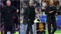 Ronaldo nhận xét và so sánh về Sir Alex, Mourinho, Zidane như thế nào?