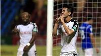 Văn Thanh chấn thương, HLV Park Hang Seo chọn ai thay thế ở AFF Cup 2018?