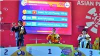 Đặng Thị Linh Phượng tạo ra cú sốc tại Asian Para Games 2018