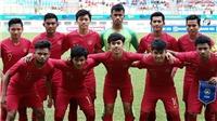 Link xem trực tiếp U19 Indonesia vs U19 Đài Loan (19h00, 18/10), bảng A