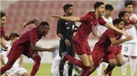 Xem trực tiếp U19 UAE vs U19 Qatar (16h00, 18/10), bảng A