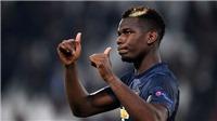 Chuyện M.U: Pogba quá đen khi vắng mặt những trận đấu quan trọng của Mourinho