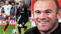 Wayne Rooney trở lại đội tuyển Anh: Sự tôn vinh nửa vời