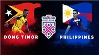 Nhận định Thái Lan vs Indonesia (18h30), Đông Timor vs Philippines (19h00, 17/11)