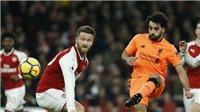 Xem trực tiếp Arsenal vs Liverpool (00h30, 04/11) ở đâu?