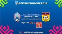 Soi kèo và dự đoán bóng đá Campuchia vs Lào (18h30, 20/11). VTV5 trực tiếp bóng đá
