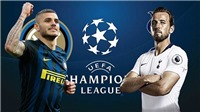 Link xem TRỰC TIẾP Tottenham vs Inter Milan (03h00, 29/11)