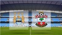 Trực tiếp Man City vs Southampton (22h00, 04/11) trên kênh nào?