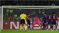 Cúp C1 sáng nay: Barca đoạt vé đi tiếp, bảng của Liverpool cực khó lường