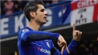 Chelsea: Ghi 2 bàn, lỡ cơ hội hat-trick, Sarri chỉ ra điều quan trọng nhất Morata thiếu