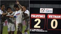 Đội hình trận làm nên 'phép màu ở Mỹ Đình' của Philippines còn lại những ai?