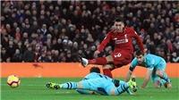 Liverpool 5-1 Arsenal: Firmino lập hat-trick, Liverpool nghiền nát 'Pháo thủ'
