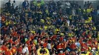 Malaysia điều tra vụ CĐV Việt Nam chen chúc, không có chỗ ngồi ở sân Bukit Jalil