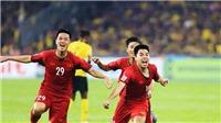 Tiền vệ Đức Huy: '10 năm trước tôi là cậu bé nhặt bóng, giờ không ngờ đã vô địch AFF Cup'