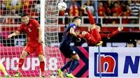 Cuối cùng, Việt Nam 'phá dớp' không thắng ở Mỹ Đình tại AFF Cup