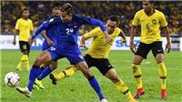 VTV6. VTC3. Link xem trực tiếp bóng đá Thái Lan vs Malaysia (19h, 05/12), AFF Cup 2018