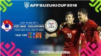 Soi kèo, dự đoán bóng đá và nhận định Việt Nam vs Philippines, AFF Cup 2018. VTV6, VTC3 trực tiếp