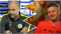 Pep Guardiola: 'Ole Gunnar Solskjaer dẫn dắt M.U giống tôi làm HLV Barcelona vậy'