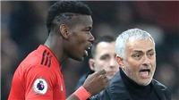 TIẾT LỘ: Mourinho đã yêu cầu cầu thủ M.U tránh xa Pogba