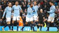 Link xem trực tiếp Man City vs Crystal Palace (22h00, 22/12)