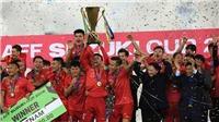 Đội tuyển Việt Nam vô địch AFF Cup 2018: Quên đi những nỗi đau!