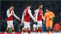 CẬP NHẬT tối 3/3: Cầu thủ Arsenal suýt khóc sau trận thua Man City. Raiola làm rõ tình trạng của Pogba
