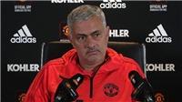 Mourinho: 'Carrick có thể đá tiền đạo cắm không? Thế nên Lukaku không thể nghỉ ngơi'