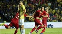 Báo nước ngoài: HLV Park tiếp tục dùng Anh Đức và Quang Hải ở trận gặp Curacao