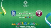 Soi kèo Hàn Quốc vs Qatar (20h00 ngày 25/01). VTV6, VTV5 trực tiếp. Kèo bóng đá Asian Cup 2019