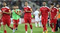 Soi kèo Syria vs Palestine. Dự đoán bóng đá Asian Cup 2019. VTV6, VTV5 trực tiếp bóng đá