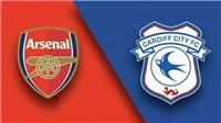 Xem TRỰC TIẾP Arsenal vs Cardiff (02h45, 30/1) ở đâu?