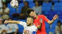 Philippines được ca ngợi hết lời dù thua Hàn Quốc ở Asian Cup 2019