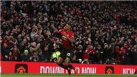 M.U thắng Brighton 2-1. Liverpool ngược dòng  đánh bại Crystal Palace 4-2 (KT)