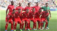 Soi kèo Palestine vs Jordan (20h30, 15/1). Dự đoán bóng đá. VTV6, VTV5 trực tiếp bóng đá